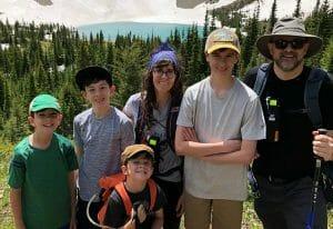 Casey Smith Canada family travel