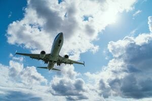 Flying safely with kids during Covid
