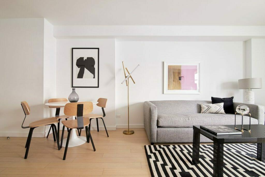 Sonder one-bedroom apartment in New York