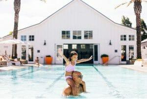 Carneros Family Pool