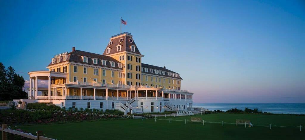 Ocean House Resort Rhode Island Exterior
