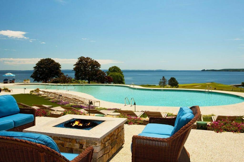 pool at samoset resort