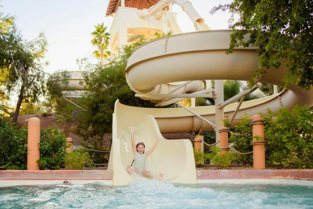 Arizona Grand Resort Water Park