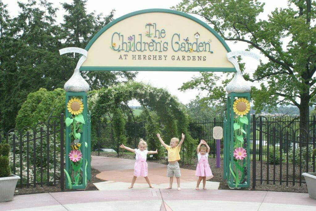 Children's Garden at Hershey Gardens
