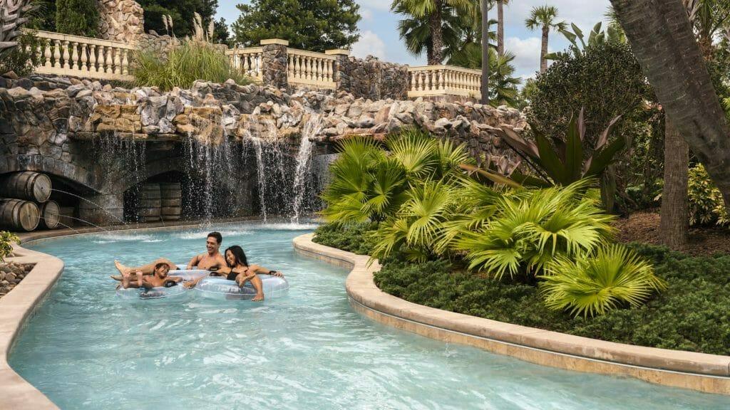 Four Seasons Orlando Disney water park