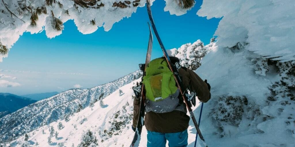 Backcountry Skiing with Kids