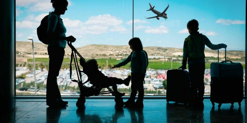 Kids vaccine travel