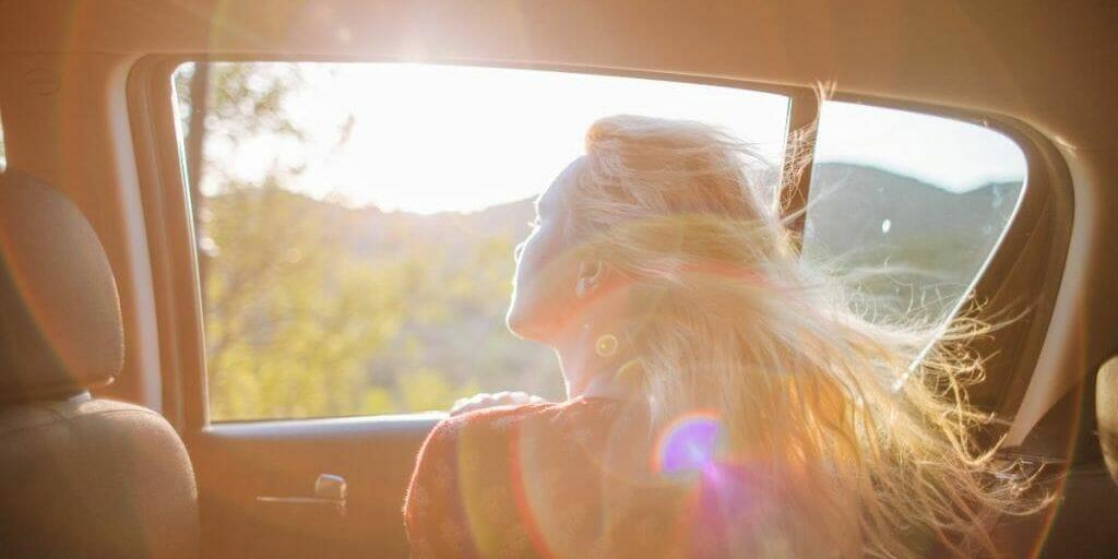 Road trip memories teens